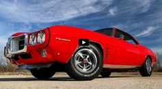 Check Out This Astonishing '69 Pontiac Firebird