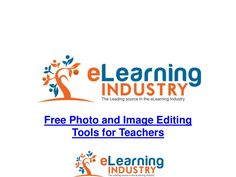At the following PPP you will find a list of 30 Free Photo and Image Editing Tools for Teachers. Feel free to share it with teachers interested in Free Educational Tools. http://elearningindustry.com/tag/free-tools-for-teachers You are more than welcome to embed the PPP to your site or blog!