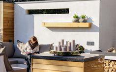 Quartz kalei color Bone project www. Floating Shelves, Facade, Pure Products, The Originals, Projects, Quartz, Painting, Color, Home Decor