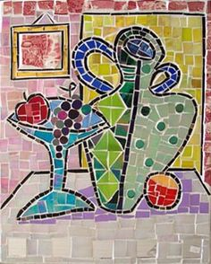 Rebecca DeVere Mosaics