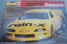 REVELL 7358  SCCA CHEVROLET CAMARO RACE CAR SCOTT SHARP RAIN-X 1/25 1:25 #REVELL