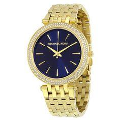 Michael Kors Ladies' Darci Watch in Blue