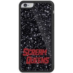 Scream Queens Logo iPhone 6 Cover ($20) ❤ liked on Polyvore featuring accessories and tech accessories