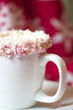 Peppermint Eggnog Recipe ~ YUM!
