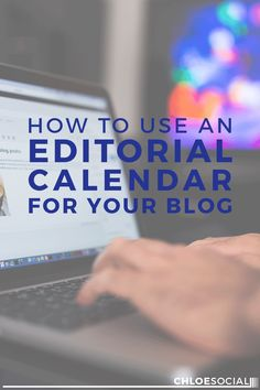 If you've never heard of an editorial calendar before, luckily for you the concept isn't difficult to figure out. It's simply a calendar that helps you plan and track blog posts. I've managed my blog two different ways. Without an editorial calendar and with an editorial calendar. When I didn't plan ahead or brainstorm for …