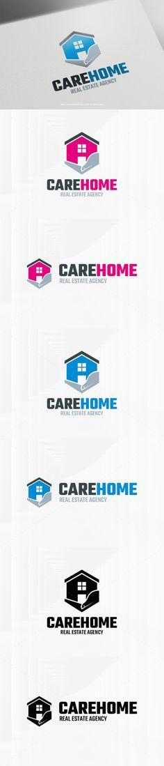 Care Home Logo Template