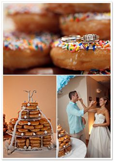 My dream.. would rather have a donut over cake!