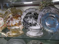 Royal Crown Derby...Colleen's China. Dublin, GA.  478-272-6767.
