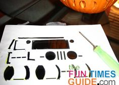 FREE Jeep grille and Jeep Wrangler pumpkin templates