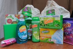 Flash Giveaway! Win a Gain Prize Pack and Enter The Selfie Sweepstakes6/5 | No Time Mommy NY Mom Blogger