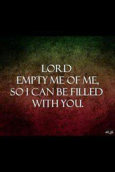 Please Lord!