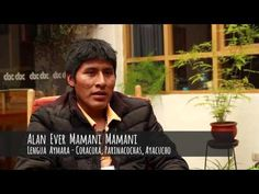 New videos published by Rising Voices! Meet all of the indigenous language speakers who took part in the recent language activism event in Peru that we helped organize. In this Youtube playlist, each person introduces themselves in their language.Alan Elder Mamani Mamani - Aymara (version Castellano) #ActivismoLenguasPE - YouTube