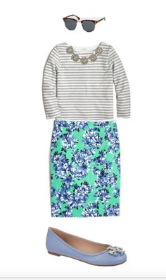 Spring fashion Jcrew Tory Burch