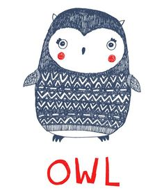 This listing is for an print of OWL. COLOUR: Grey with Mint Green highlights Good quality print. Size: The print will fit in a standard fra. Animal Drawings, Cute Drawings, Illustration Photo, Owl Print, Cute Owl, Kids Prints, Grafik Design, Illustrations Posters, Illustrators