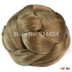 Cheap bun holder, Buy Quality j12 directly from China bun accessories Suppliers: 2015 full head women synthetic flip fish line hair extension  curl clip in hair extensions hairpiece fashion hair extens
