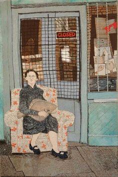 Sue Stone, textile artist