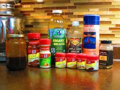 Life as I know It: Homemade Mixes Tips