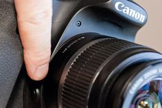 Canon Tutorials: 24 DSLR tips for getting more from your EOS camera | Canon D-SLR Skills, Photography Tutorials | PhotoPlus