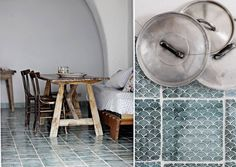 Bloesem: I Love these tiles from Made a Mano