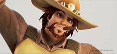 And that kids is how Mcree snapped his neck