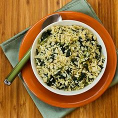 Creole-Spiced Rice and Kale