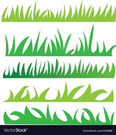 Illustration about Set of green grass illustration vector design. Illustration of field, artwork, environmental - 33261002 Preschool Crafts, Diy Crafts For Kids, Felt Crafts, Easter Crafts, Grass Vector, Farm Animal Coloring Pages, Art Drawings For Kids, School Decorations, Flower Template