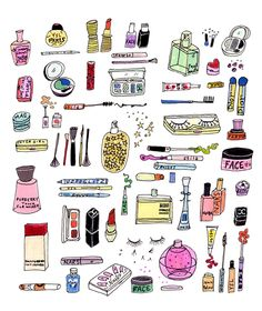 Luxury Makeup Products