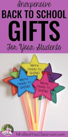 It is just about time to welcome students back to school! First day jitters are…