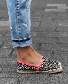 Una calzatura easy: le espadrillas