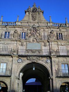 Plaza Mayor de Salamanca  Spain