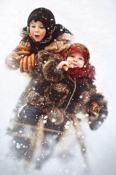 crescentmoon06: Winter by Alena Romanovskaya on 500px