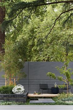 #architecture #avantgarden #landscape #australia #designed #robinson #studio #brett #acre #by #of'Avant-garden' designed by Brett Robinson of Acre Landscape Architecture Studio Australia