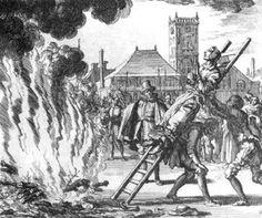 Le streghe rivrstirono il ruolo di capro espiatorio nel XV secolo; furono oggetto di violente propagande ostili e vennero sempre accusate respondabili di tutti i mali che investivano un individuo o una piccola comunità.