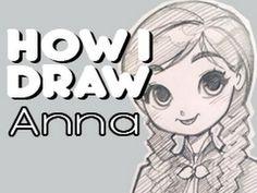 Dessiner votre portrait en style manga