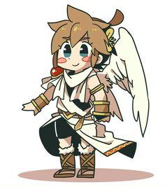 Kid Icarus - Pit