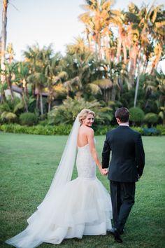 Photography: Jessica Lewis Photography - www.jessicalewisphoto.com  Read More: http://www.stylemepretty.com/california-weddings/2015/02/04/black-and-white-santa-barbara-summer-wedding/