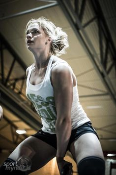 Annie Thorisdottir!!! True inspiration #iceland #crossfit Check out the WOD week in Iceland tour - www.yestravel.is