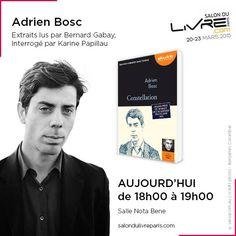 Rencontre avec Adrien Bosc au #SDL2015