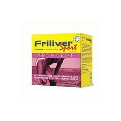 DOMPE' PRIMARY Srl FRILIVER SPORT RECHARGE 8BUST a soli 6,20€