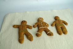 Gluten Free Gingerbread Men | Doves Farm