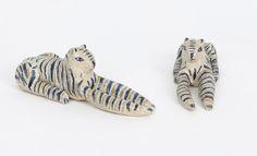Ceramics by Laura Bird. London.