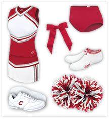Omni Cheer - Cheerleading Packages, Cheer Uniform Packages, Cheerleading Uniform Packages - $73.50 with shoes