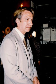 "Alan at the Robin Hood: Prince of Thieves"" premiere in New York, 1991."