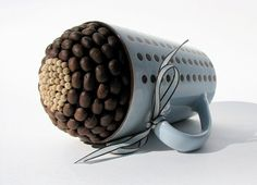 Akamatra: Spice Grove Designs - a feature of a wonderful person. Coffee Beans, Coffee Cups, Blue Chocolate, The Flash, Whipped Cream, Morning Coffee, Mocha, Fathers Day Gifts, Upcycle