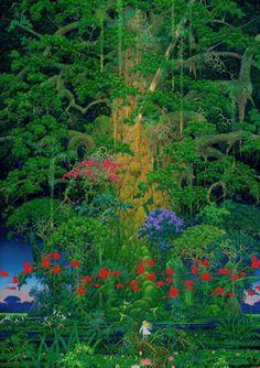 Selvas y bosques… Hiroo Isono の作品