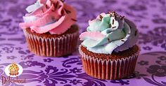 Cupcake colorati di Carnevale