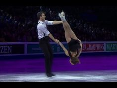 Meagan Duhamel / Eric Radford EX 2016 World Championship Boston - YouTube
