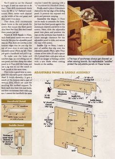 #989 Super Sawhorses Plans - Workshop Solutions Plans, Tips and Tricks