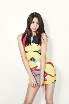 """"""" [HQ] AOA's Seolhyun """"Short Hair"""" concept photo - 1476 x 2218 """" Korean Beauty, Asian Beauty, Kim Seolhyun, Kpop Love, Asian Fashion, Girl Fashion, Korean Model, Beautiful Asian Women, Sexy Asian Girls"""