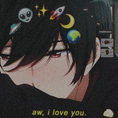 Anime Neko, Kawaii Anime, Yandere Anime, Sad Anime, Fanarts Anime, Otaku Anime, Manga Anime, Cute Anime Pics, Cute Anime Boy